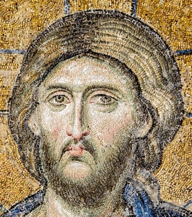 Christ Pantocrator Hagia Sophia Constantinople 900