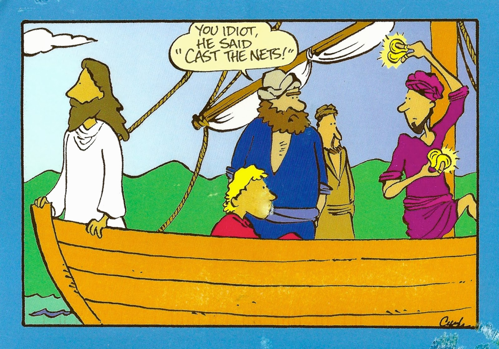 clean christian humor